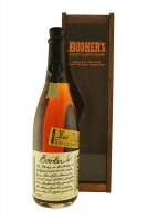 Booker´s Bourbon 7y 0,7l 63,95% Dřevěný box